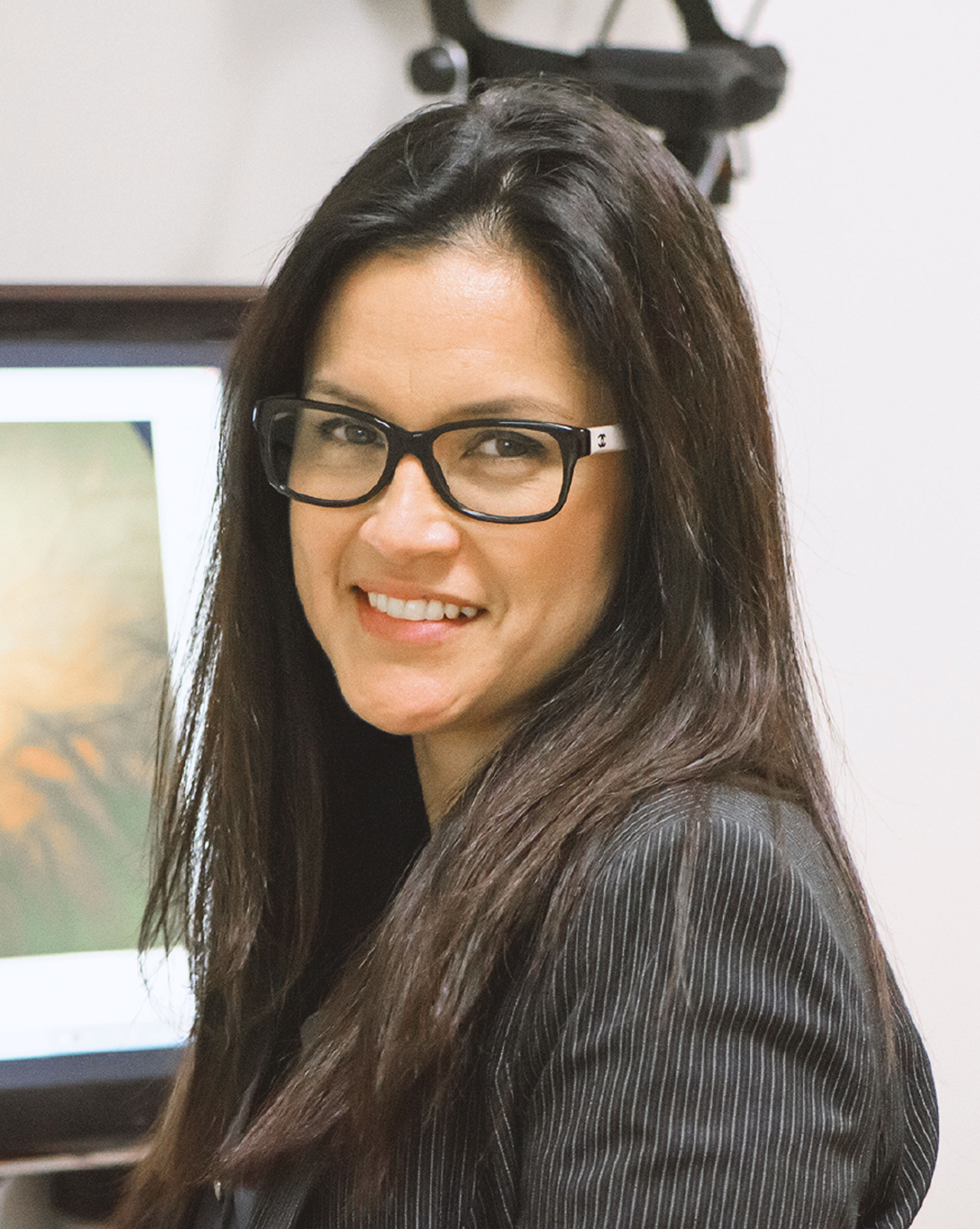 One of Our Optometrist On Our Team, Dr. Giselle Radice